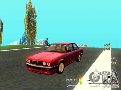 BMW E30 87-91 para GTA San Andreas