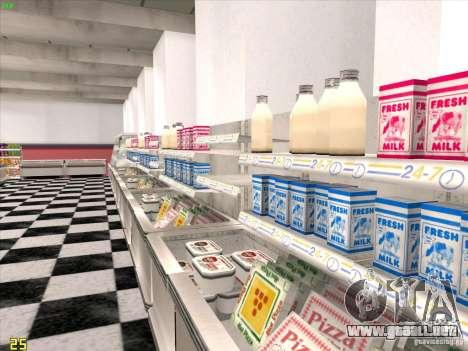 Secret 24-7 para GTA San Andreas tercera pantalla