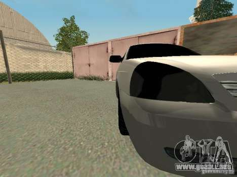 Lada Priora para la visión correcta GTA San Andreas