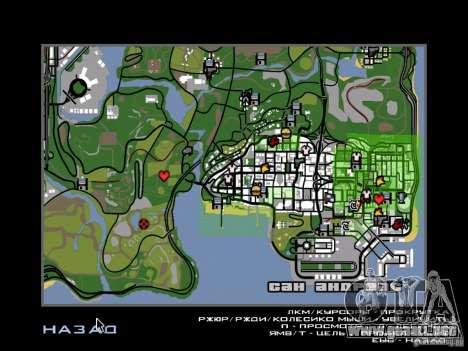 Scary Town Killers para GTA San Andreas tercera pantalla