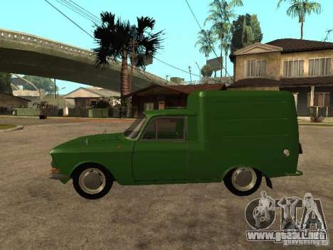 Versión temprana IZH 2715 para GTA San Andreas left
