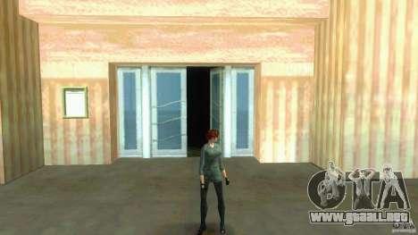 Girl Player mit 11skins para GTA Vice City