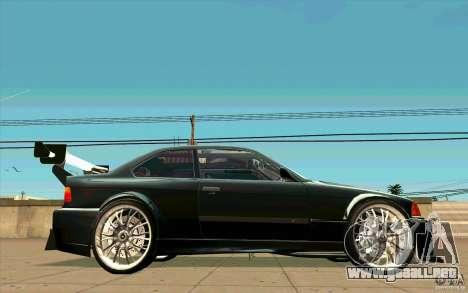 NFS:MW Wheel Pack para GTA San Andreas tercera pantalla