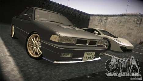 Mitsubishi Galant VR-4 v0.01 para GTA San Andreas left
