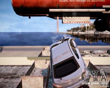 LC Crash Test Center para GTA 4 novena de pantalla