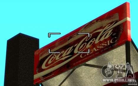 Fábrica de Coca Cola para GTA San Andreas tercera pantalla
