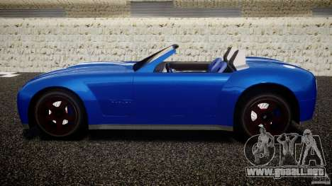 Ford Shelby Cobra Concept para GTA 4 left