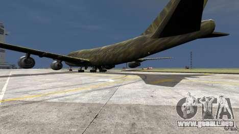 Airbus Military Mod para GTA 4 left