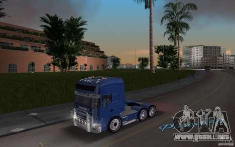 SCANIA 164L 580 V8 para GTA Vice City