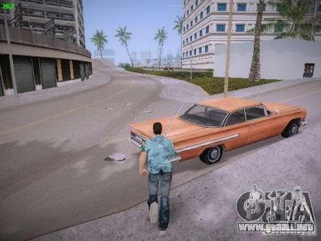 icenhancer 0.5.2 para GTA Vice City sucesivamente de pantalla