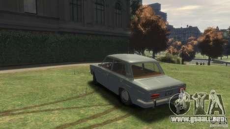 VAZ 2103 para GTA 4 left