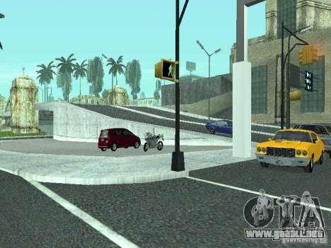 Mega Cars Mod para GTA San Andreas décimo de pantalla