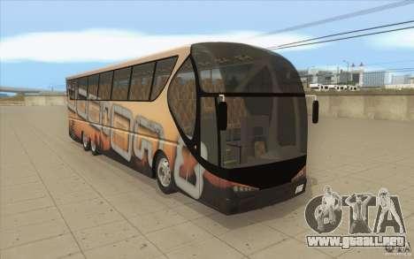 Design-X6-Public Beta para GTA San Andreas vista hacia atrás