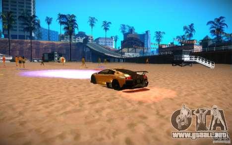 ENBSeries by Inno3D para GTA San Andreas sexta pantalla