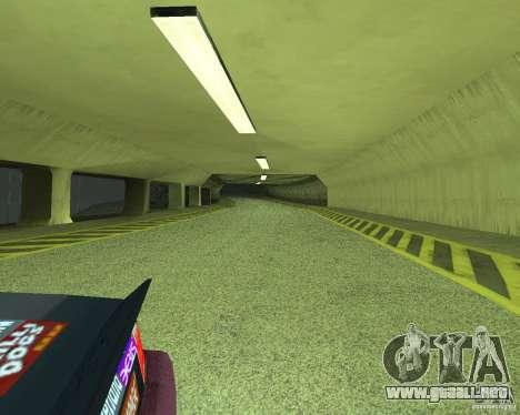 Nuevos caminos en San Fierro para GTA San Andreas octavo de pantalla