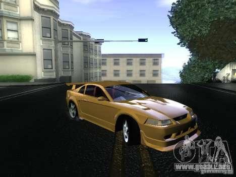 Ford Mustang SVT Cobra para GTA San Andreas