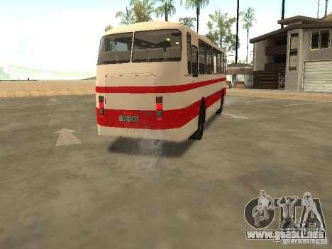 LAZ 699R 98021 para visión interna GTA San Andreas