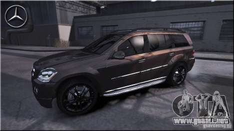Mercedes-Benz GL450 para GTA 4 left