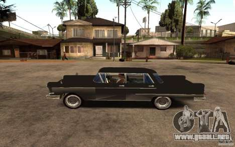 Opel Kapitan para GTA San Andreas left