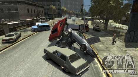 Heavy Car para GTA 4 tercera pantalla
