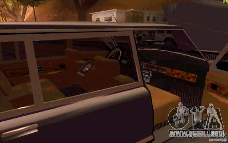 ZIL 41041 para vista inferior GTA San Andreas