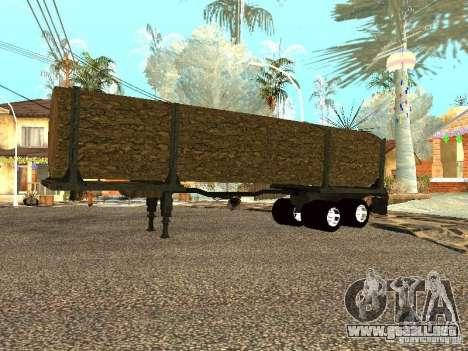 Árbol caído para GTA San Andreas