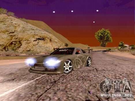 Nissan Silvia S15 By Blaze para GTA San Andreas