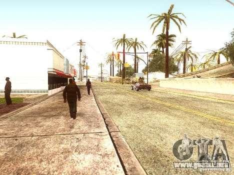 Nuevo Enb series 2011 para GTA San Andreas octavo de pantalla