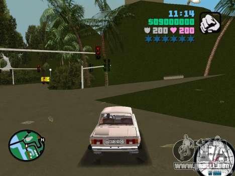 ZAZ 968 para GTA Vice City left
