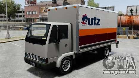 Nuevos anuncios para el carro, mula para GTA 4