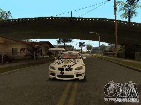 BMW M3 E92 Grip King para visión interna GTA San Andreas