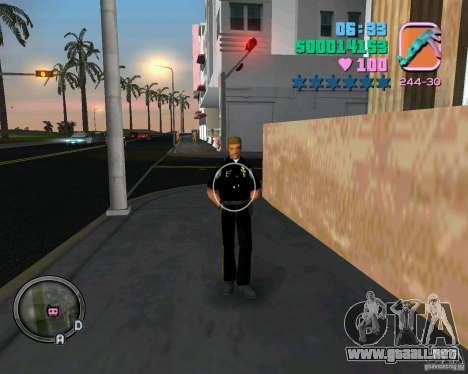 Policías de ropa nueva para GTA Vice City séptima pantalla