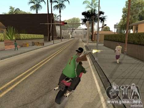 Dos guiones para una mejor protección para GTA San Andreas tercera pantalla