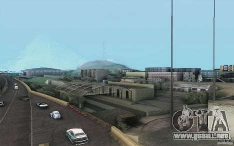 iCEnhancer V3 para GTA San Andreas segunda pantalla