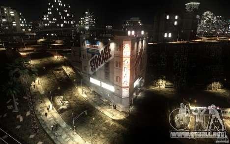 Pantallas de menú y arranque de Liberty City en  para GTA San Andreas décimo de pantalla