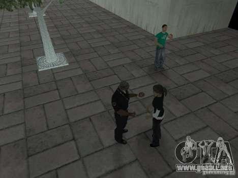 SFnews o la oportunidad de dar una entrevista para GTA San Andreas quinta pantalla