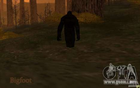 Criaturas místicas para GTA San Andreas tercera pantalla