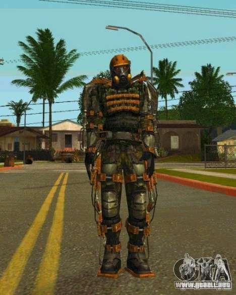 Pieles de S.T.A.L.K.E.R. para GTA San Andreas séptima pantalla