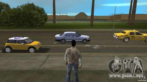Hemd mit Longsleeve para GTA Vice City segunda pantalla