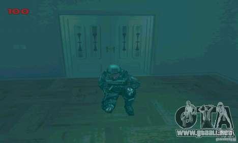 Sello de Ambrelly para GTA San Andreas octavo de pantalla