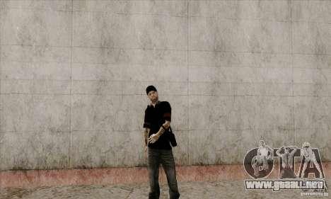 Piel de Bmydrug para GTA San Andreas
