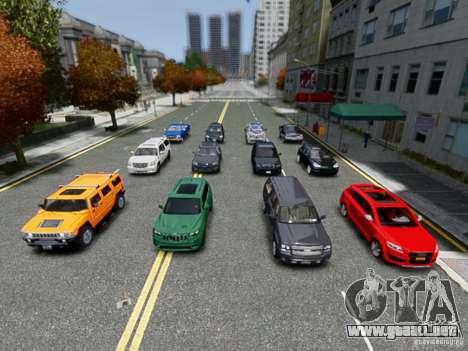 Real Car Pack 2013 Final Version para GTA 4 segundos de pantalla