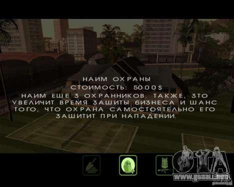 Great Theft Car V1.0 para GTA San Andreas novena de pantalla