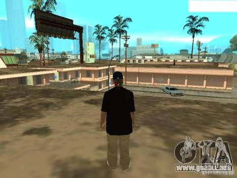 Mexicano Skin para GTA San Andreas tercera pantalla