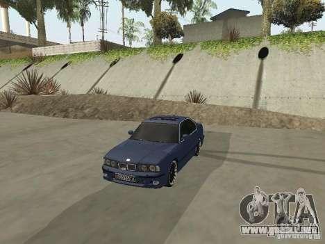 BMW M5 E34 V2.0 para GTA San Andreas