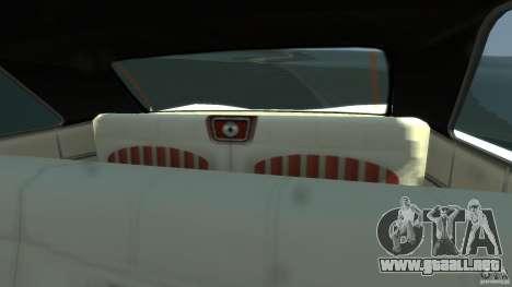 Voodoo Boat para GTA 4 vista interior