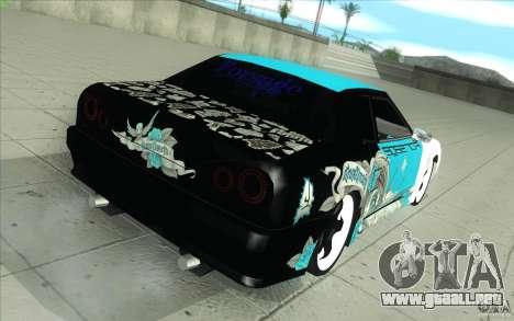 Forsage para el motor de GTA San Andreas