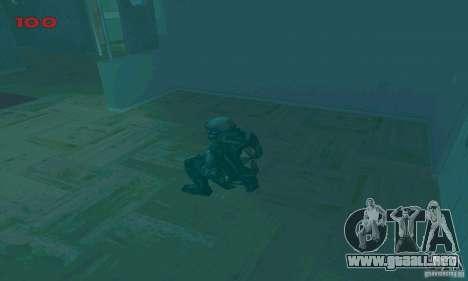 Sello de Ambrelly para GTA San Andreas décimo de pantalla