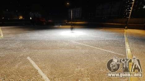 Cóctel Molotov cegadora para GTA 4 segundos de pantalla