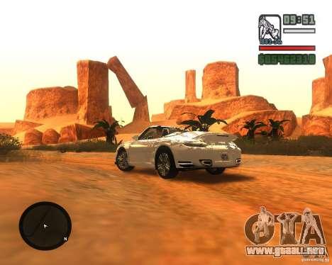 Real palms v2.0 para GTA San Andreas tercera pantalla